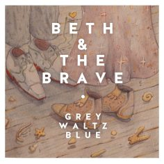 Grey Waltz Blue CD cover