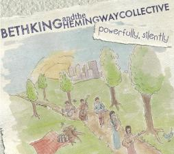BKHC Powerfully, Silently Album Cover