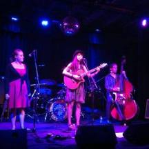 Beth and the Brave at Toff in Town, 2014