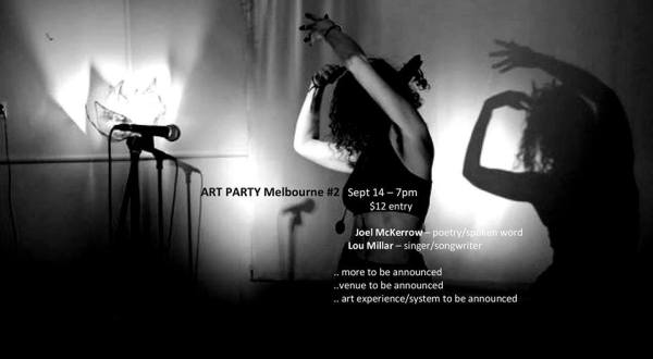 Art Party Melbourne #2 Poster