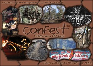 ConFest poster